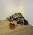 rest \ pile of clothes (29 garments removed from the body in memory of Thelma Cullingham)