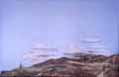 Untitled #5 (Instant Horizon), <i>[left panel]</i>
